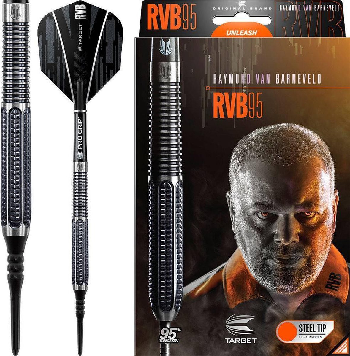 Raymond van Barneveld RVB 95% Soft Tip - 17 Gram