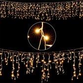 Monzana ijspegel verlichting - 15m - 400LED's - wa