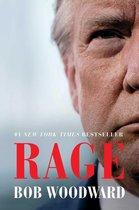 Boek cover Rage van Bob Woodward (Onbekend)
