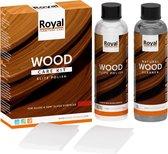 Afbeelding van Oranje Elite Polish Wood Care Kit + Cleaner 2x250ml
