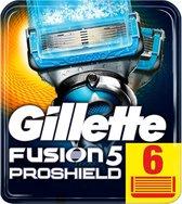 Gillette Fusion5 Proshield Chill Scheermesjes Mannen - 6 stuks