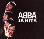 CD cover van 18 Hits van ABBA