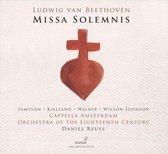 Sampson Carolyn / Kielland Maria - Missa Solemnis