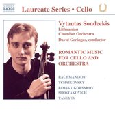 Laureate Series - Romantic Music for Cello / Sondeckis, etc