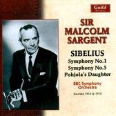 Sir Malcom Sargent - Sibelius