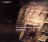 Telemann: Overture; Three Concertos