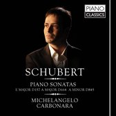 Schubert: Piano Sonatas Vol. I