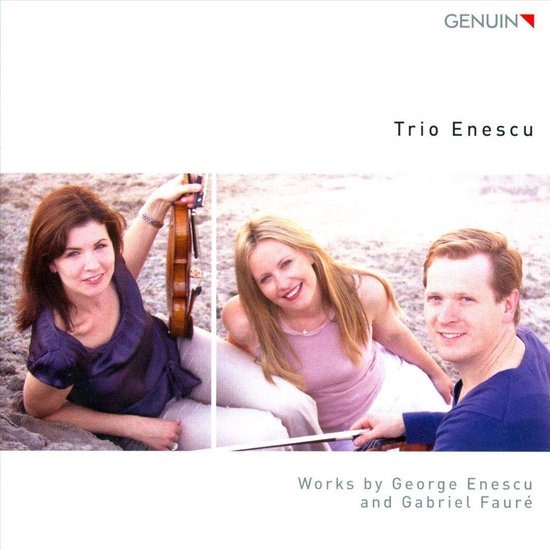 Trio Enescu - Works By Enescu & Faure