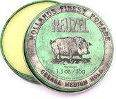 Reuzel Green Grease medium hold by Schorem - 35 gr - Wax
