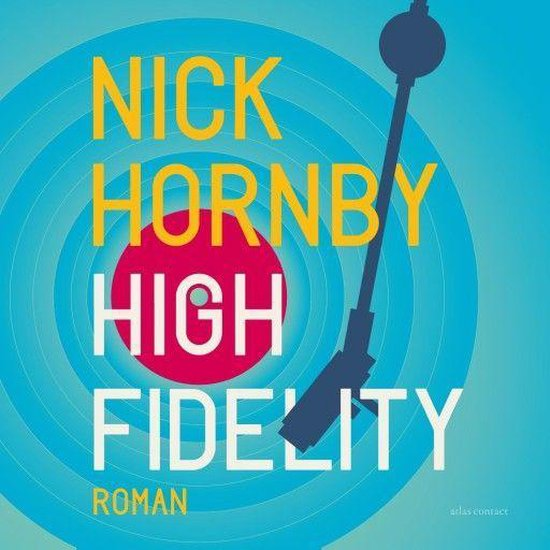Boek cover High Fidelity van Nick Hornby (Onbekend)