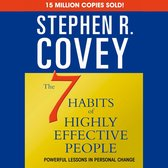 Boek cover The 7 Habits of Highly Effective People van dr stephen r covey (Onbekend)
