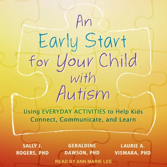 Omslag van An Early Start for Your Child with Autism