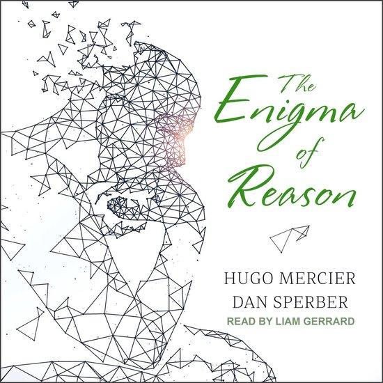 Boek cover The Enigma of Reason van Hugo Mercier (Onbekend)