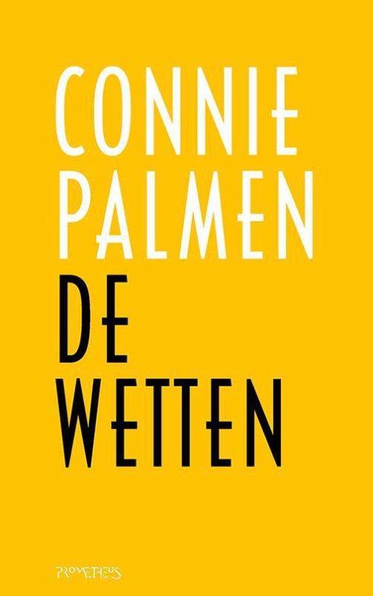 Boek cover De wetten van Connie Palmen (Hardcover)