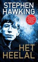Boek cover Informatie  -   Het heelal van Stephen Hawking (Paperback)