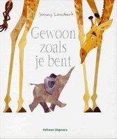 Boek cover Gewoon zoals je bent van Jonny Lambert (Hardcover)