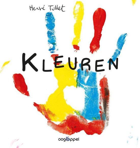 Boek cover Kleuren van Hervé Tullet (Hardcover)
