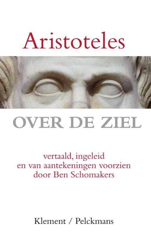 Boek cover Aristoteles over de ziel van Aristoteles (Hardcover)