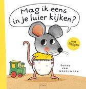Boek cover Mag ik eens in je luier kijken? van Guido van Genechten (Hardcover)