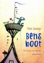 Boek cover Koolwijk, Pieter:Bens boot / druk 1 van Pieter Koolwijk