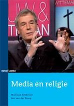 Boek cover Media en religie van Monique Ratheiser