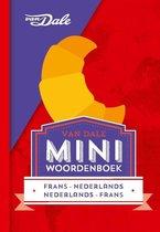 Boek cover Van Dale Miniwoordenboek Frans van  (Paperback)