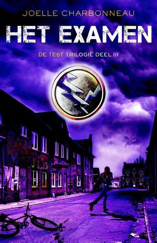 De test-trilogie 3 -   Het examen
