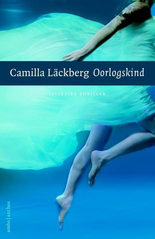Boek cover Fjällbacka 5 - Oorlogskind van Camilla Läckberg (Paperback)