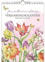 Janneke Brinkman Verjaardagskalender - Tulpen