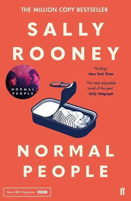 Boek cover Normal People van Sally Rooney (Binding Unknown)