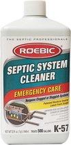 Roebic K57 Noodhulp | Septic Tank Activator | 100% Biologisch