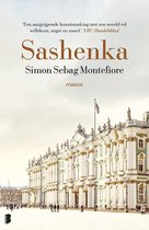 Boek cover Sashenka van Simon Sebag Montefiore (Paperback)