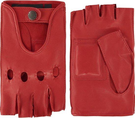 leren autohandschoenen dames model Whitsunday Color: Gobi, Size: 7.5