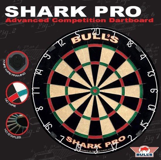 Afbeelding van het spel Bull's Shark Pro  - Dartboard