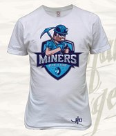 HG CREATION - T-Shirt Miners (L)