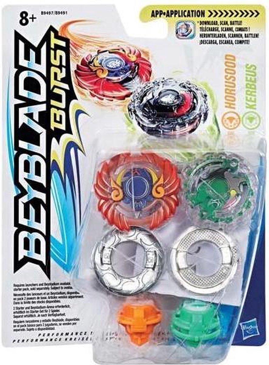 Bey Blade Dual Pack