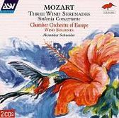 Mozart: Three Wind Serenades / Schneider, COE Wind Soloists