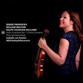 Violin Concerto No. 1   Viola Concerto   The Lark Ascending