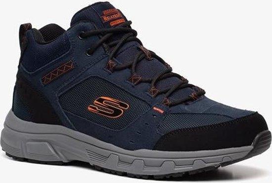Skechers Oak Canyon Ironhide heren wandelschoenen - Blauw - Maat 43