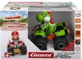 Carrera RC Mario Kart 8 - Bestuurbare Quad - Yoshi