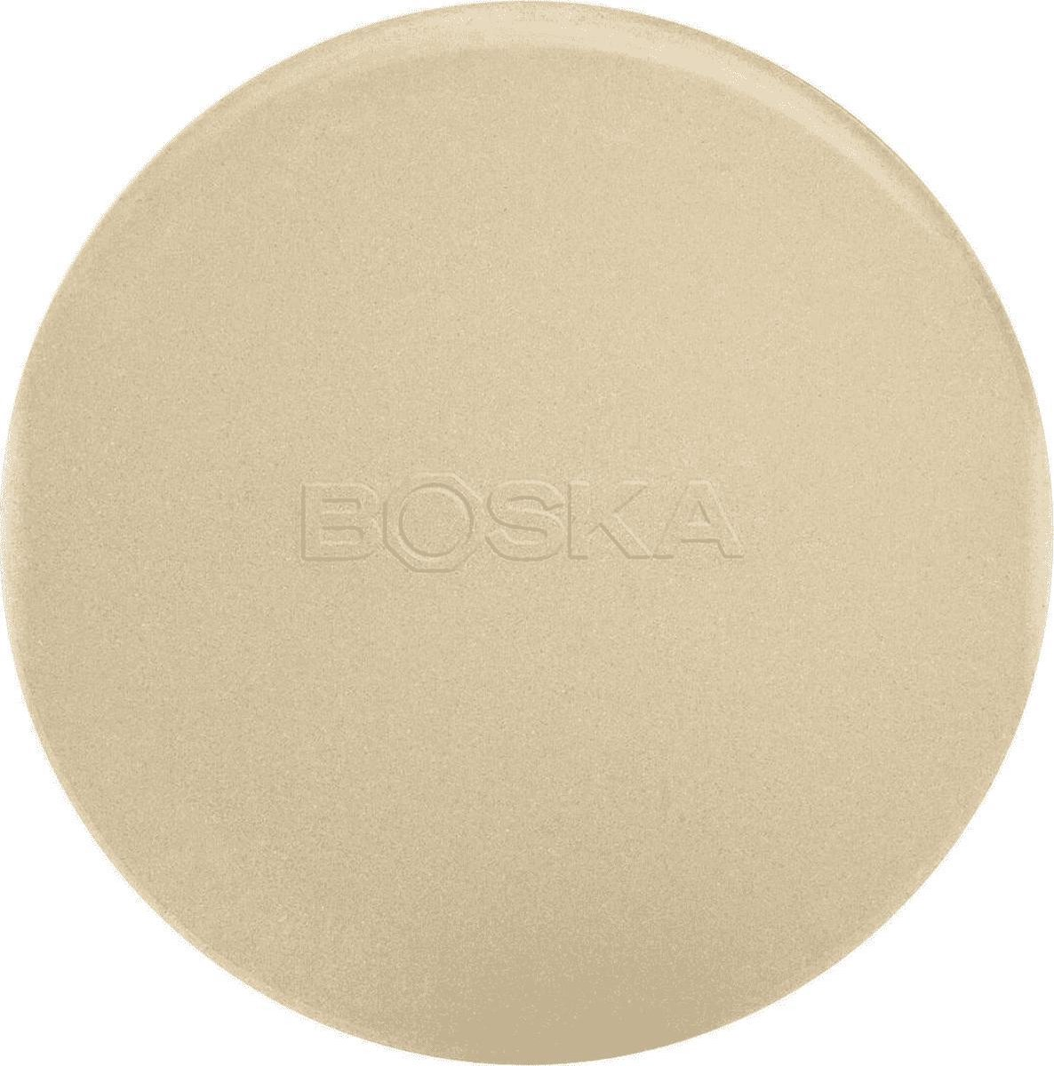 Boska Pizzasteen Deluxe - voor Oven & BBQ - Knapperige pizza's - ⌀ 29.5 cm