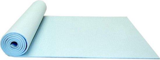 Dobeno Yoga Mat - Stretch - Sport Mat Mint met Opbergkoord