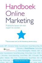 Handboek Online Marketing + www.handboekonlinemarketing.nl