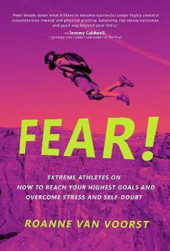 Boek cover FEAR! van Roanne van Voorst (Onbekend)