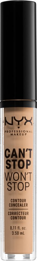 NYX Professional Makeup - Can't Stop Won't Stop Concealer - Medium Olive