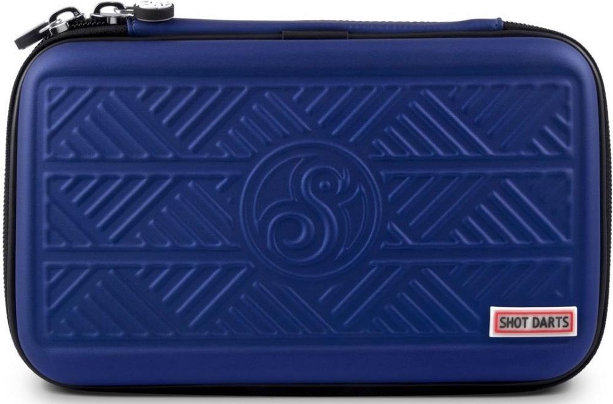 Shot Tactical Dart Case Blue