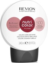 Revlon - Nutri Color Filters Fashion 240 ml - 500 Purple Red