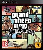 Grand Theft Auto: San Andreas - PS3
