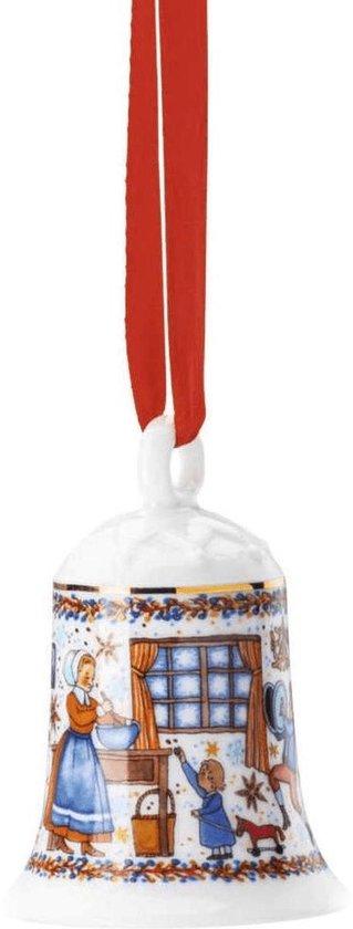 Hutschenreuther Kerstklokje 2020 porselein