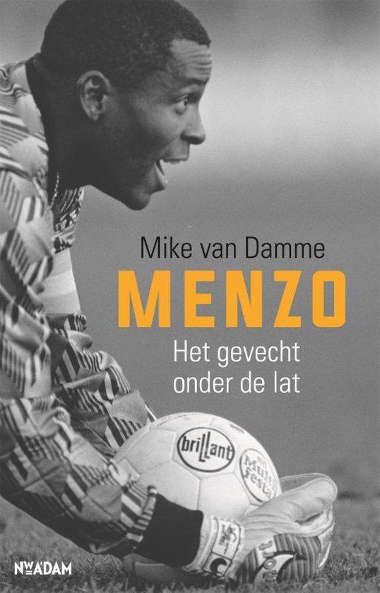 Boek cover Menzo van Mike van Damme (Paperback)
